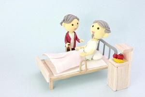 寝たきり介護方法のキホン - 床ずれ・トイレ・お風呂の悩み