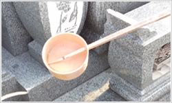 墓掃除代行6報告