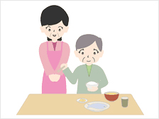 家族の食事の支度・訪問介護でヘルパーができないサービス2
