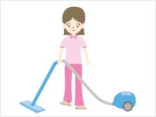 家族の部屋の掃除・訪問介護でヘルパーができないサービス3