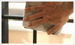 掃除代行清掃方法3 - 郡山市シルバー人材シニア事業