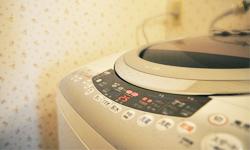 洗濯機掃除・家事代行シニアの裏技