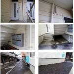 郡山市のアパート・マンション清掃代行もお任せください
